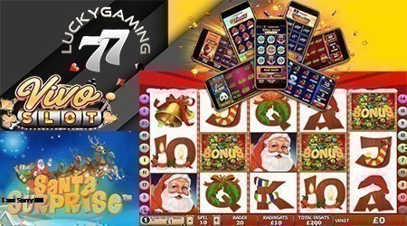 Review Slot Santa Surprise Online Bersama Vivoslot Gaming